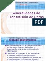 Transmision de Datos- General Ida Des