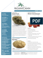 Organicann Newsletter January 2011