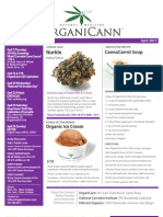 Organicann Newsletter April 2011