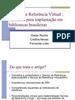 Serviço de Referência Virtual