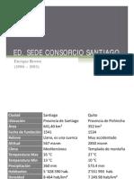 Edificio Consorcio Sede Santiago