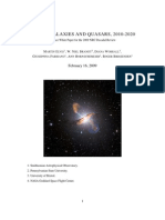 Martin Elvis et al- Active Galaxies and Quasars, 2010-2020
