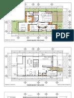 Planos Casa Habitacion 2 Niveles