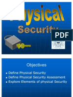 Phyical Security