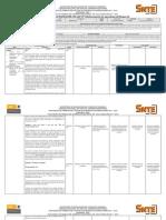 Plan Anual de Trabajo de Carrera Magisterial PATCM Biología Est 62 2011_2012