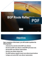 BGP Router Reflection