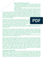 PKBM Sebagi Lembaga Penyelenggara Satuan Pendidikan Luar Sekolah