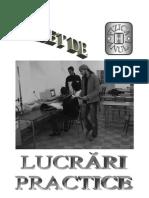 Caiet de Lucrari Practice