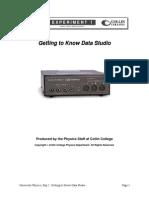 PHYS 2425 Exp 1 Manual