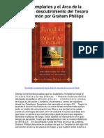 Los Templarios y el Arca de la Alianza el descubri - 5 estrellas reseña del libro