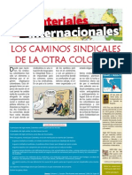 Materiales Internacionales, nº 14, abril 2009