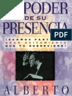 Alberto Motessi - El Poder de Su Presencia
