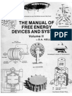 The Manual of Free Energy Devices and Systems (1991)