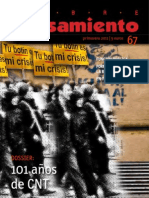Libre Pensamiento, nº 67, primavera 2011