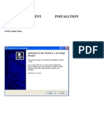Fuent and Gambit Installation Manual