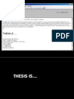 THESIS IS