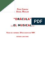 Dracula El Musical Luna Park