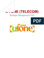 U Fone Strategies Project