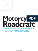 TSO Motorcycle Roadcraft Contents Introduction
