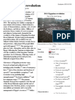 2011 Egyptian Revolution - Wikipedia, The Free Encyclopedia