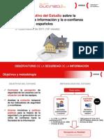 Resumen ejecutivo del Estudio sobre la seguridad de la información y la e-confianza de los hogares españoles (2º cuatrimestre de 2011)