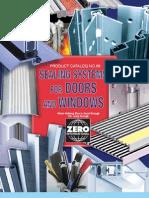 Zero Door Seals