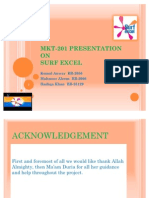 Mkt-201 Presentation on[1](1)