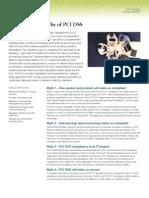 PCI SSC - Ten Common Myths