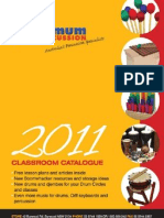 Optimum Catalogue 2011