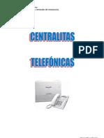 Práctica nº 7 - Centralitas -