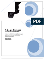 A Dogs Purpose Complete Study Guide