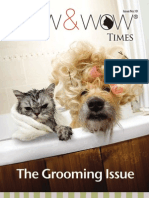 Bow & Wow Times Issue#10 Grooming Special