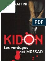 Kidon_ Los Verdugos Del Mossad - Eric Frattini
