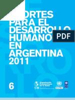 El Sistema de Salud Argentino - Pnud Ops Cepal Version Final
