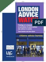 London Advice Watch
