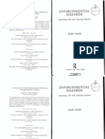 Livro Environmental Hazards