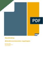 SAP Hand Lei Ding AV gen