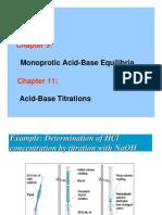 Chem 321 Chapter 9