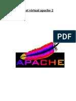 Hosting Virtual en Apache 2