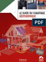 Le Guide Du Chauffage Geothermique