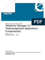 Telephony Manager-Full 100102894