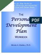 Personal Devlopment Plan