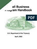 Small Business Handbook 02