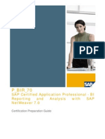 P BIR 70 Preparation Guide