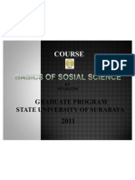 Basics of Sosial Science