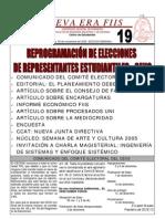 Nueva Era FIIS - Boletin 019