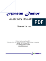 Manual Usuario Abacus Junior- DLA