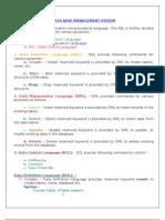 Pdf file notes dbms