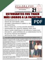 Nueva Era FIIS - Boletin 021