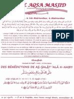 Des Bénédictions De As-Salat 'Ala N-Nabiy صلى الله عليه وسلم